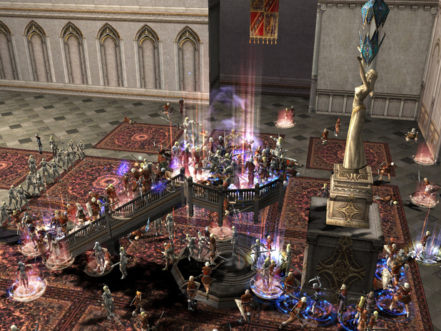 Lineage II - Feature