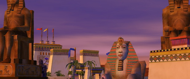 Immortal Cities: Children of the Nile - Feature