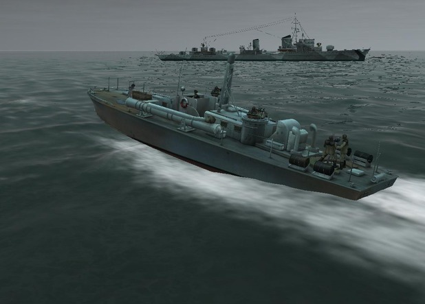 PT Boats: Knights of the Sea Screenshot - 930230
