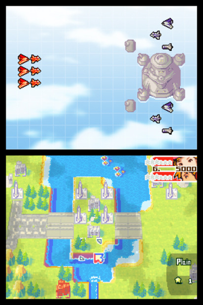 Advance Wars: Dual Strike Screenshot - 931132