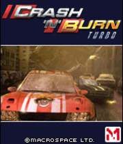 Crash 'n' Burn Turbo Boxart