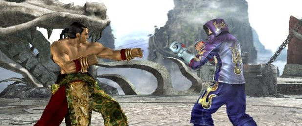 Tekken 5 - Feature