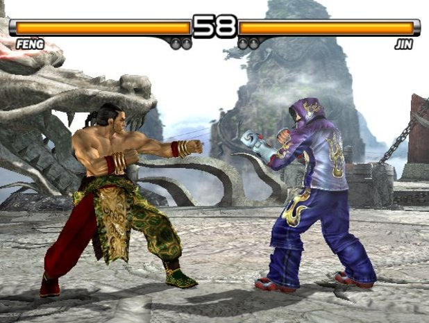 Tekken 5 Screenshot - 931928