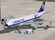 747-200 Ready for Pushback Image