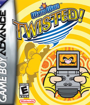 WarioWare: Twisted! Boxart