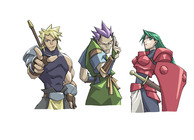 Advance Guardian Heroes Image