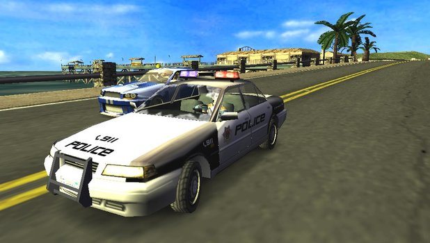 Pursuit Force Screenshot - 936036