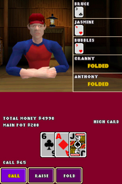 World Championship Poker: Deluxe Series Screenshot - 936803