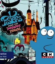 "Foster's Home For Imaginary Friends: ""Tick Tock Terror"" Boxart"