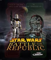 Star Wars: Battle for The Republic Boxart