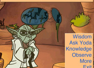 Star Wars: Ask Yoda Image