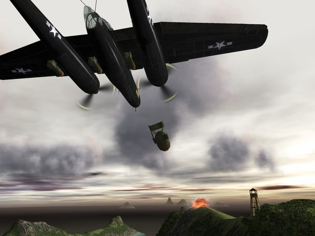 Heroes of the Pacific Screenshot - 938525