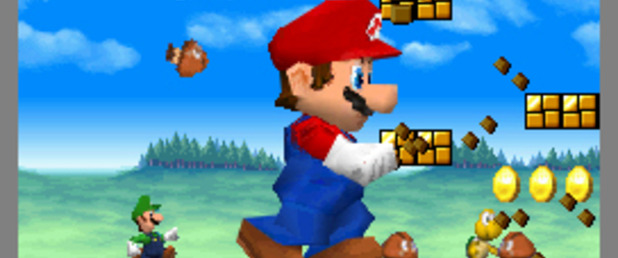 NEW Super Mario Bros. - Feature