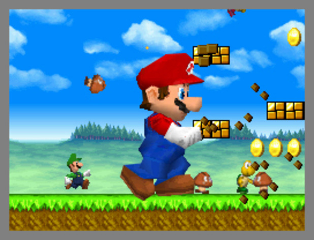 NEW Super Mario Bros. Screenshot - 939361