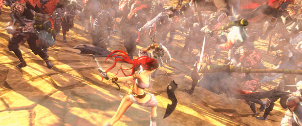 Heavenly Sword - Feature