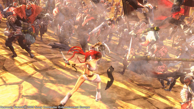 Heavenly Sword Screenshot - 940091