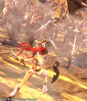 Heavenly Sword Boxart