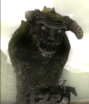 Shadow of the Colossus Boxart