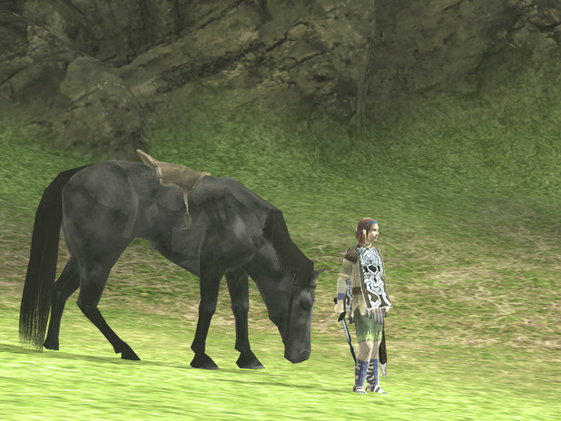 Shadow of the Colossus Screenshot - 941350