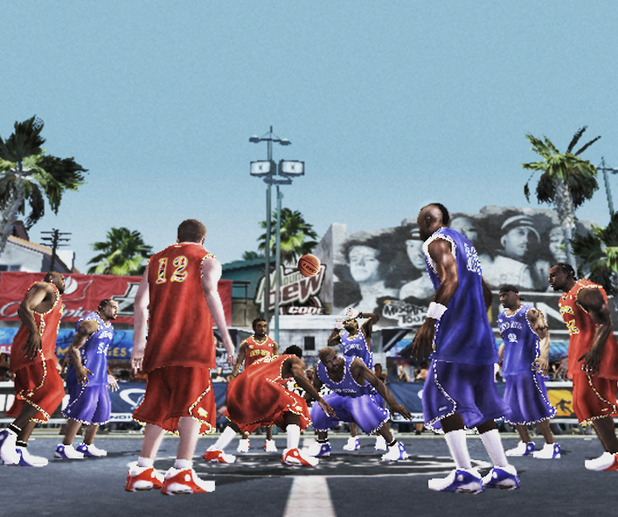 AND 1 Streetball Screenshot - 941643