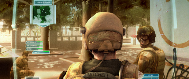 Tom Clancy's Ghost Recon Advanced Warfighter - Feature