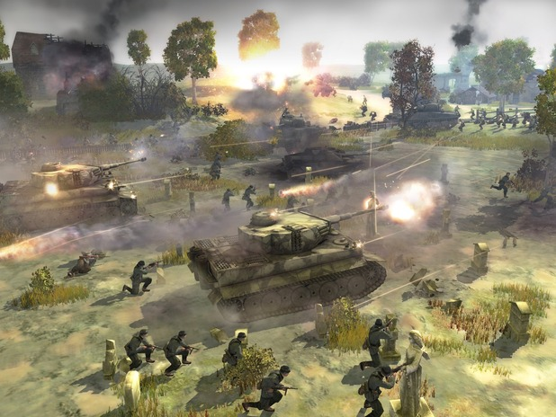 Company of Heroes - Feature