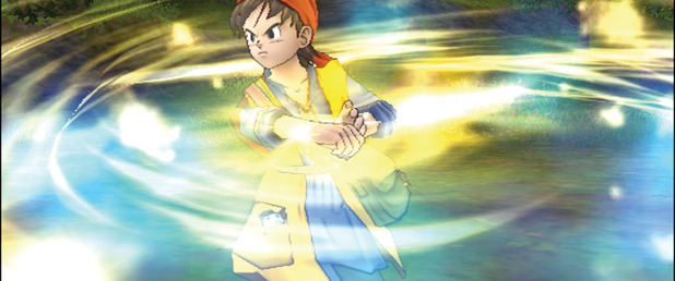 DRAGON QUEST VIII: Journey of the Cursed King - Feature