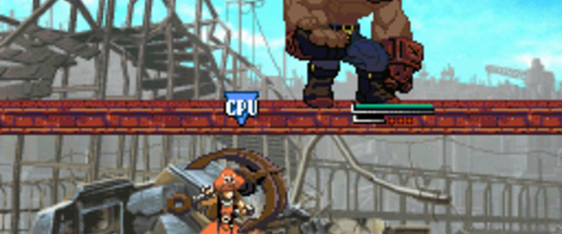 Guilty Gear Dust Strikers - Feature