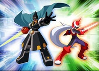 Megaman Battle Network 5: Double Team Image