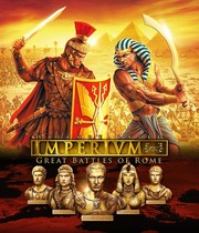 Imperivm - Great Battles Of Rome Boxart