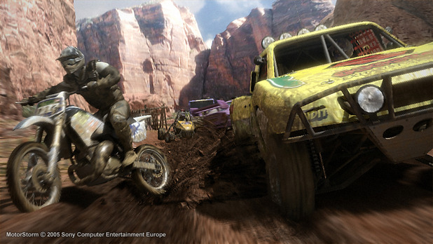 MotorStorm Screenshot - 943889