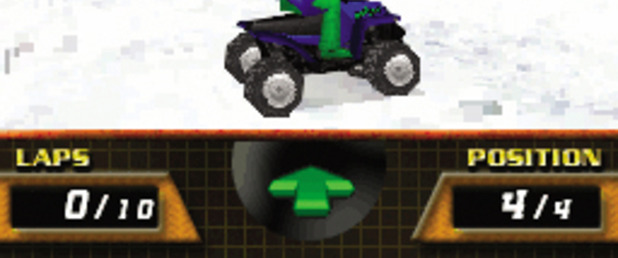 ATV Quad Frenzy - Feature