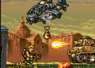 Metal Slug Mobile Impact Image