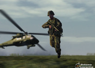 Military combat game (working title) Image