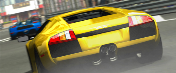 Project Gotham Racing 3 - Feature