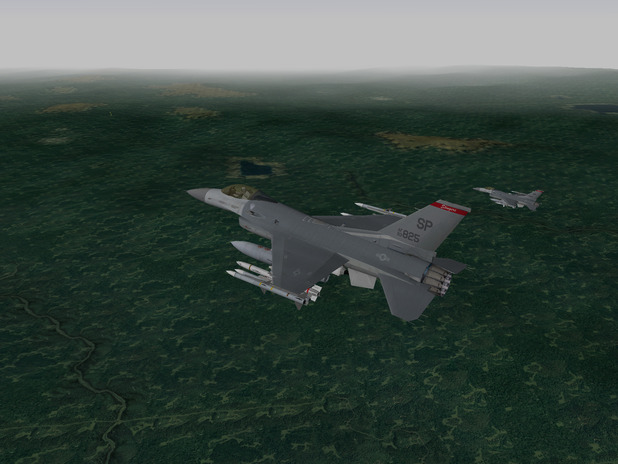 Falcon 4.0: Allied Force Screenshot - 945374