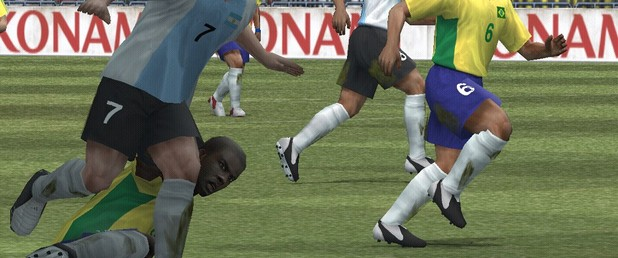 Pro Evolution Soccer 5 - Feature