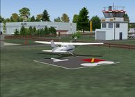 VFR Airfields Image
