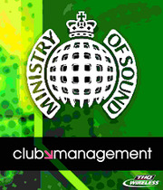 Ministry of Sound Club Manager Boxart