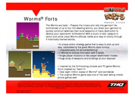 Worms Forts Under Siege Image