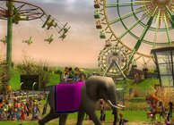 RollerCoaster Tycoon 3: Wild! Image