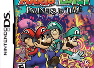 Mario & Luigi: Partners in Time Image