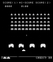 Space Invaders Evolution Boxart