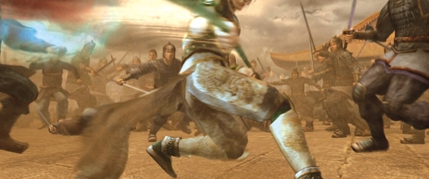 Dynasty Warriors 5 Empires - Feature