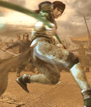 Dynasty Warriors 5 Empires Boxart