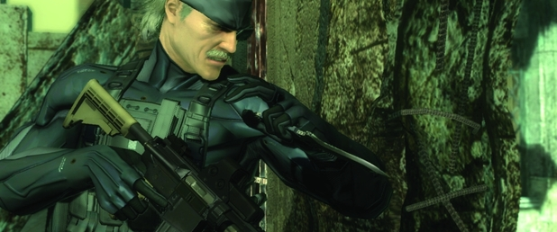 Metal Gear Solid 4: Guns of the Patriots - Feature