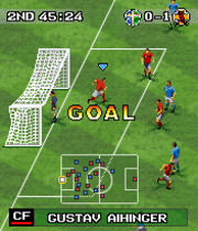 Pro Evolution Soccer Mobile Boxart