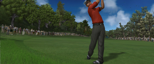 Tiger Woods PGA TOUR 06 - Feature