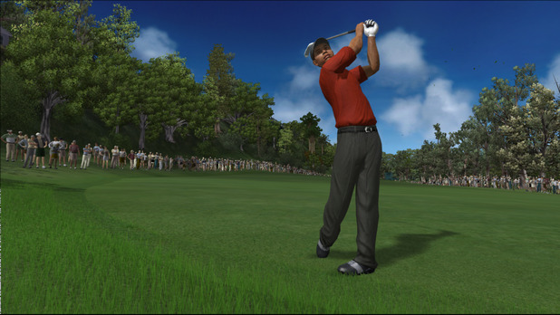 Tiger Woods PGA TOUR 06 Screenshot - 950053