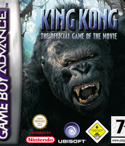 Peter Jackson's King Kong: The Official Game of the Movie Boxart